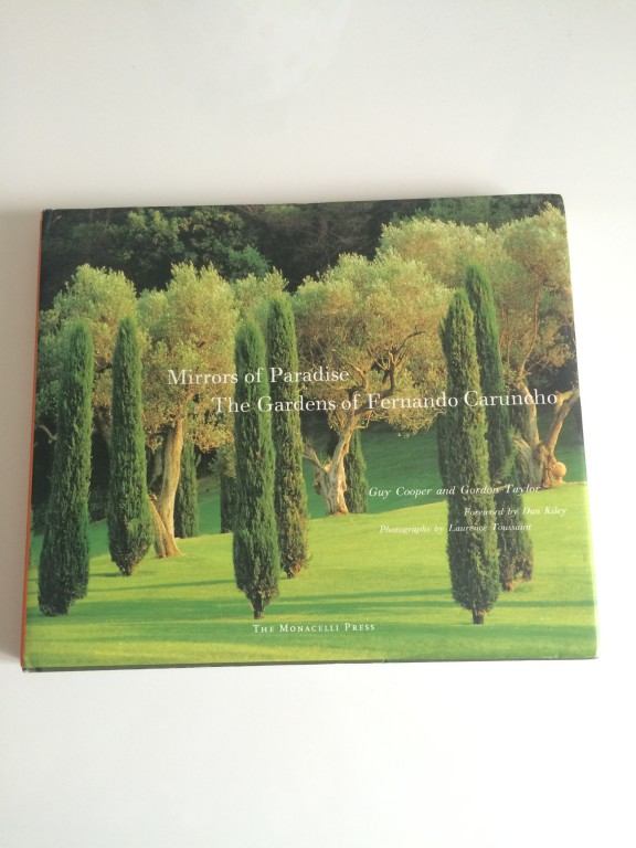MY FIVE FAVOURITE GARDEN DESIGN BOOKS - Sarah Naybour Design